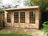 Bespoke garden shed delivered instal;led london essex