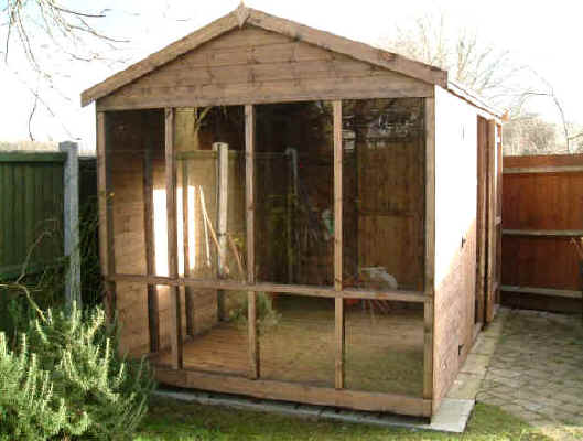 10 x 8 garden studio shed by Sheds Unlimited